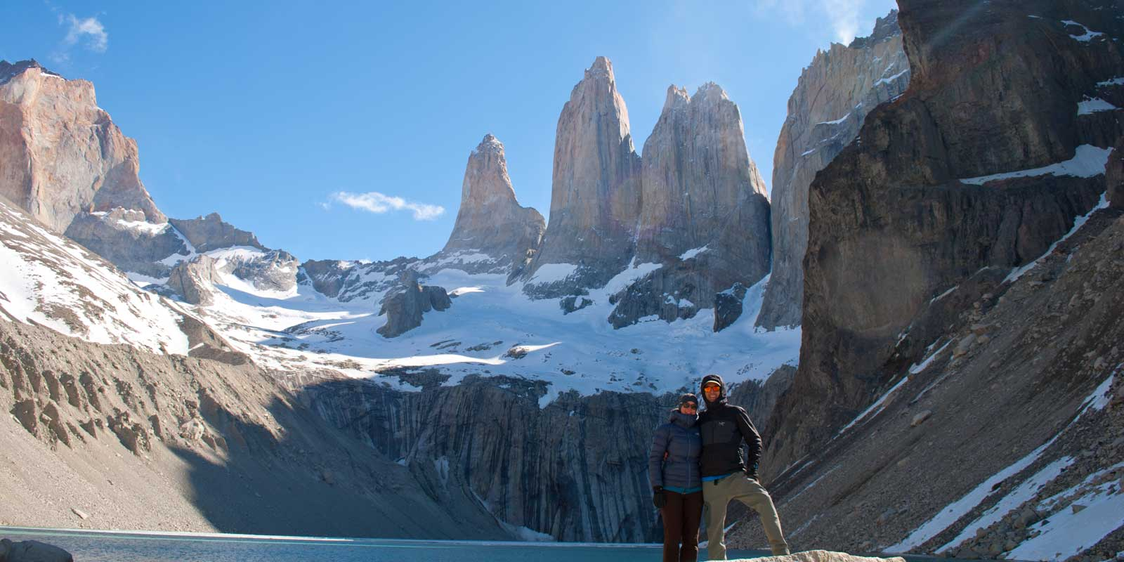 Torres del Paine and us