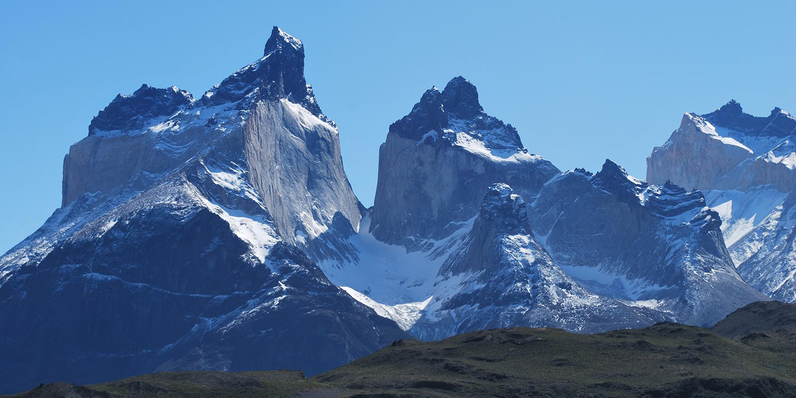 The Horns in Torres del Paine